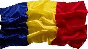 rumunija flage